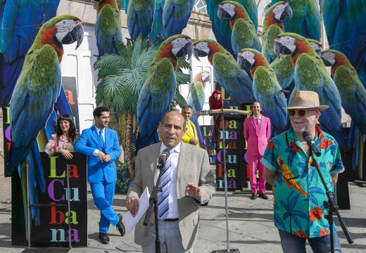 """O Teatro Rosalía ábrelle as súas portas á obra """"Adiós Arturo"""" da compañía teatral """"La Cubana"""""""
