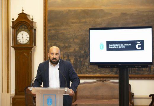 O goberno local presenta un modificativo de crédito de case 3 millóns de euros para facer fronte ao pago das rendas sociais e da emerxencia social
