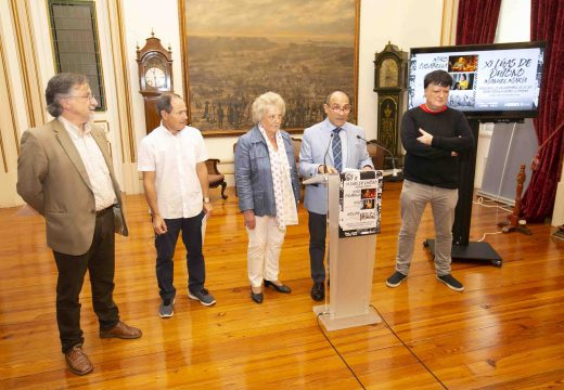 O Concello colabora na homenaxe anual á figura de Manuel María