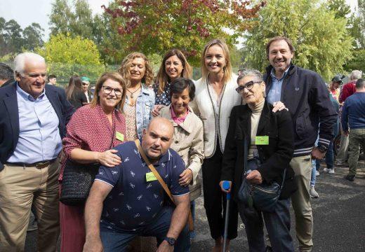 A Xunta de Galicia adxudica 15 prazas para poñer en marcha a nova residencia de Aspronaga