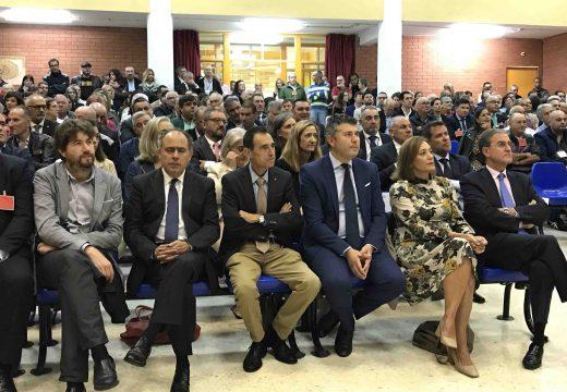 A Xunta asiste aos actos conmemorativos da Nosa Señora da Mercé no Centro Penitenciario de Teixeiro