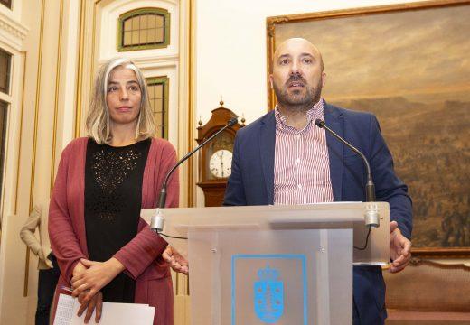 Goberno local e Marea Atlántica concretan os acordos acadados en xullo na primeira Comisión de Seguimento