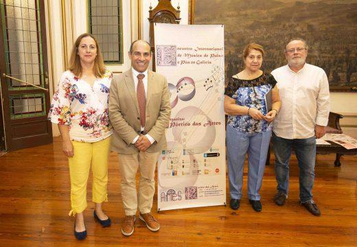 Celemín fala da consolidación do IV Encontro Internacional de Música de Pulso e Púa