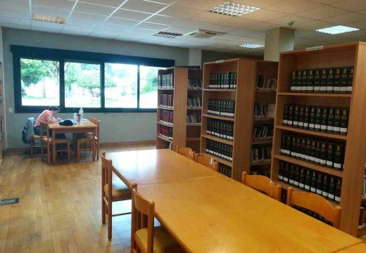 Restablecido o horario habitual e novo sistema de xestión na Biblioteca Municipal de Ordes