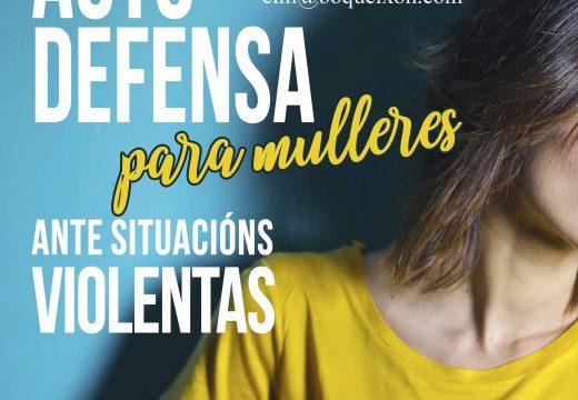 O CIM de Boqueixón oferta para o vindeiro mes un Curso de autodefensa e autocapacidade para mulleres ante situacións violentas
