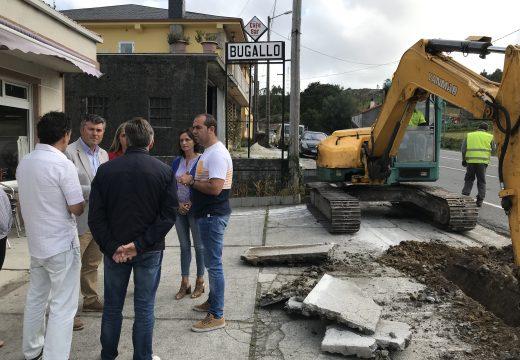 A Xunta investirá máis de 767.000 euros en diferentes actuacións paisaxísticas, medioambientais e de mellora de equipamentos nos concellos da comarca de Bergantiños-Costa da Morte
