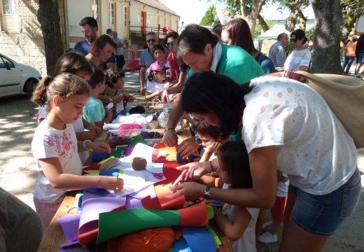 O VI Festival Monecadas de Brión encherá a carballeira de Santa Minia de monicreques galegos, portugueses, italianos e franceses