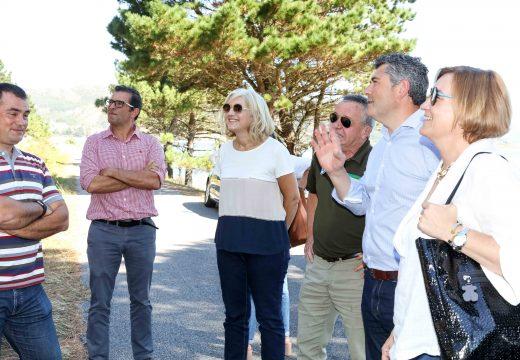 A Xunta destina máis de 1,9m€ en axudas para a limpeza e mellora das superficies forestais da comarca do Barbanza