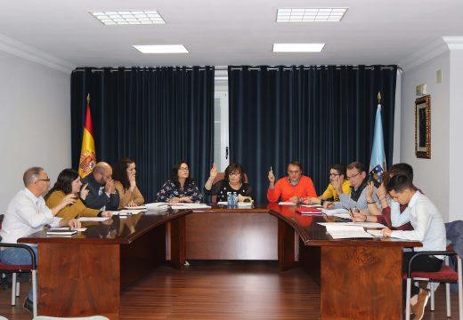 O Pleno de Lousame aproba por unanimidade os estatutos da Asociación de Concellos do Camiño da Ría de Muros-Noia