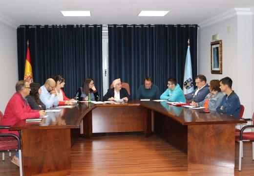 Lousame aproba por unanimidade investir 20.000 € dos restos do POS Complementario en substituír as galerías da casa consistorial