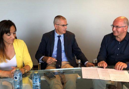 Freire mantén un novo encontro co director xeral de Emerxencias para ver de incorporar Noia ao mapa de emerxencias da Xunta