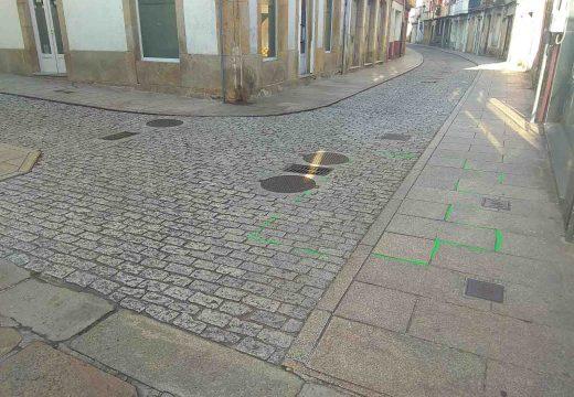 O Concello de Noia acometerá obras na rede de abastecemento de auga na Corredoira Luís Cadarso que permitirán mellorar o servizo á veciñanza das rúas Galicia e Travesía