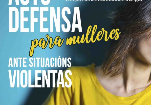 Novo curso de autodefensa para mulleres