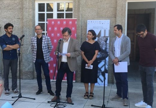 A Deputación da Coruña aposta por Santiago de Compostela como «cidade de festivais» na presentación do Wos