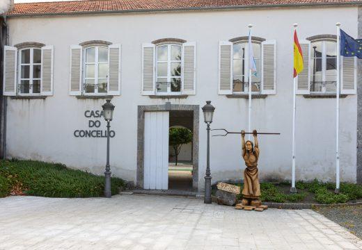 A área de Réxime Interno de San Sadurniño destina 17.000 euros a distintas melloras na Casa do Concello