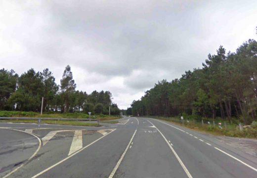 Anunciadas as obras de mellora da estrada Ordes-Lanzá