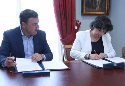 A FAEPAC e mailo Concello de Moeche retoman a colaboración en materia de aforro enerxético