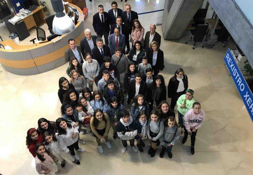 A Xunta destaca na Coruña a necesidade de sensibilizar aos máis novos sobre a importancia do comercio de proximidade