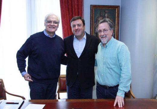 A Deputación da Coruña apoia a programación cultural da Real Academia Galega
