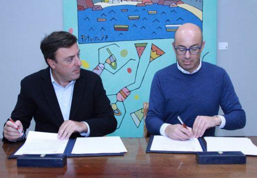 Cabana de Bergantiños asina un convenio coa FAEPAC para mellorar a súa eficiencia enerxética