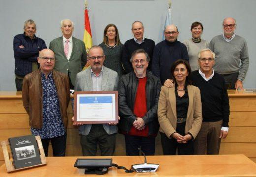 A Deputación da Coruña concede o premio «Fotógrafo Histórico» ao Arquivo Vidal do Concello de Laxe