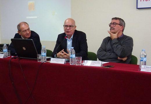 Xosé Regueira defende as oportunidades do turismo urbano do Camiño Inglés