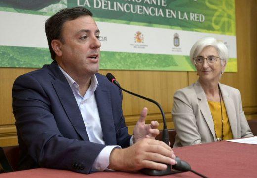 Fiscais de toda España abordan en Mariñán cuestións relacionadas coa ciberdelincuencia