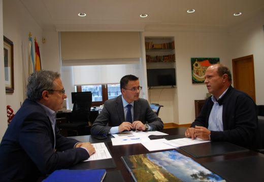 Medio Rural e o concello de Vilarmaior analizan as demandas e necesidades relativas ao agro dos veciños deste municipio coruñés