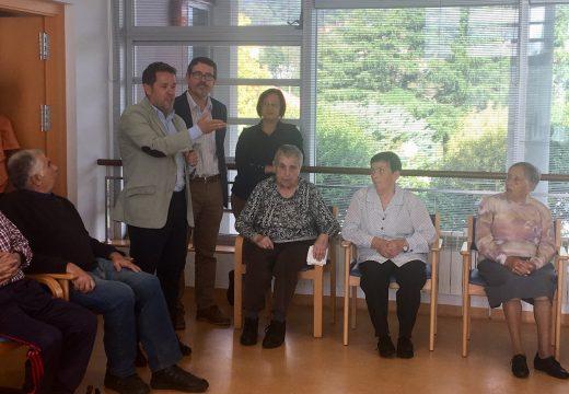 A Xunta de Galicia celebra o XII aniversario do Centro de Día de Outes