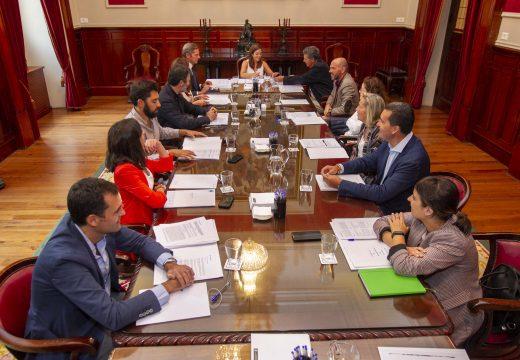 Emvsa inicia a licitación das obras de construción da piscina, ximnasio, spa e pista do complexo deportivo do Castrillón