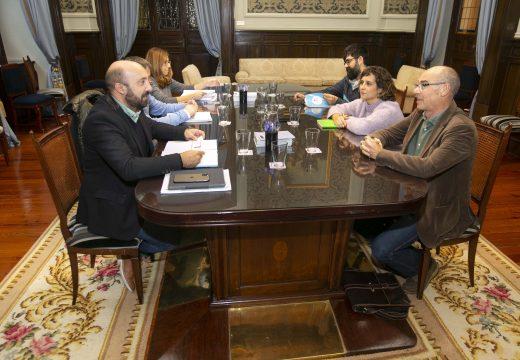 """O Goberno local reúnese co BNG para negociar uns """"orzamentos progresistas"""" para o 2020"""