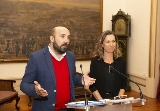O Goberno local comprométese a estudar as achegas de Ciudadanos para os orzamentos