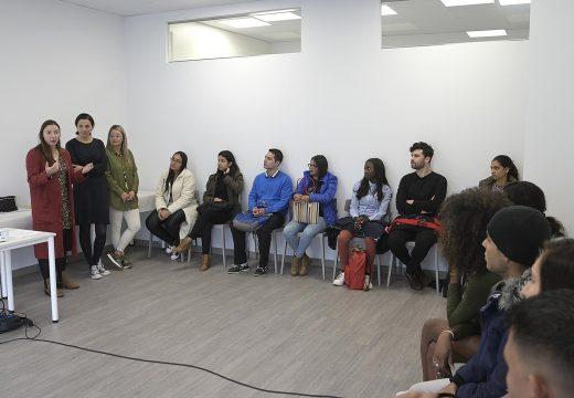A Xunta destaca o traballo da ONG Mestura para impulsar a inclusión social e laboral de mozos e mozas en dificultades