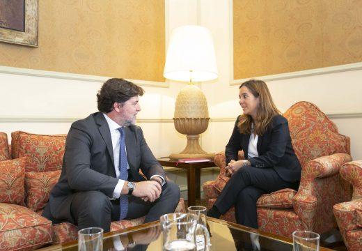 """O Concello e o Instituto Tecnolóxico de Galicia axuntarán esforzos para que a cidade se converta nun """"polo de innovación tecnolóxica"""""""