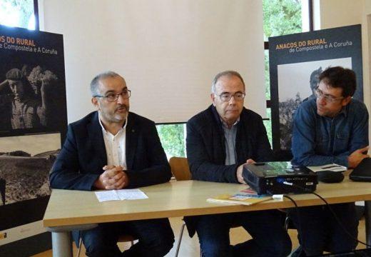 A Deputación participa en FicRural que se desenvolve en Santiago até o vindeiro 28 de setembro