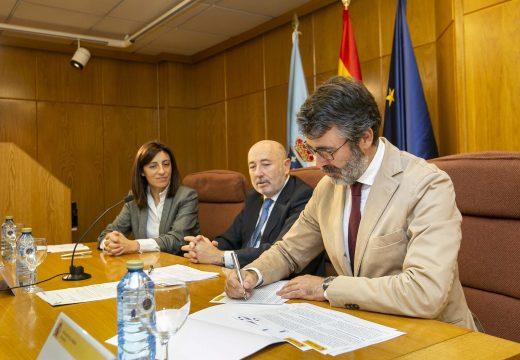 """Villoslada: """"A construción de vivendas de alugueiro social en Marqués de Pontejos permitirá rehabilitar unha zona moi degradada no centro da cidade"""""""