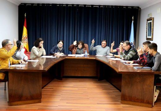 O Pleno de Lousame aproba participar nunha subvención de máis de 925.000 euros do IDAE para aforro enerxético do alumeado público