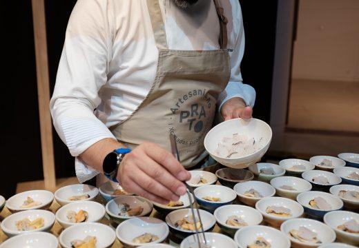 Os produtos artesáns e a alta cociña galega van da man mañá e o luns na Coruña nas xornadas artesanía no prato