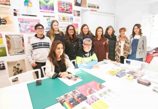 O concello reabre Espazo Diverso, unha iniciativa aberta á cidade para o colectivo LGBTQI