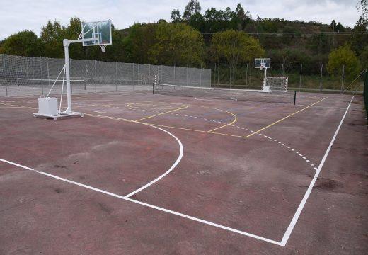 Touro fai un investimento de 40.000 euros na mellora das súas instalacións deportivas