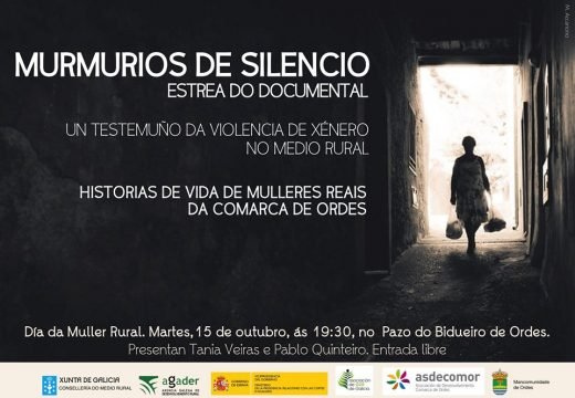 Estrea do documental Murmurios de silencio