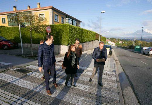 O Concello comprométese a mellorar a mobilidade e a cobertura do transporte público na Zapateira