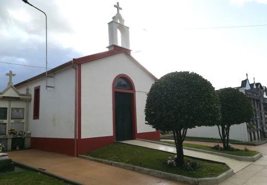 Novas melloras para o cemiterio municipal do Piñeiro