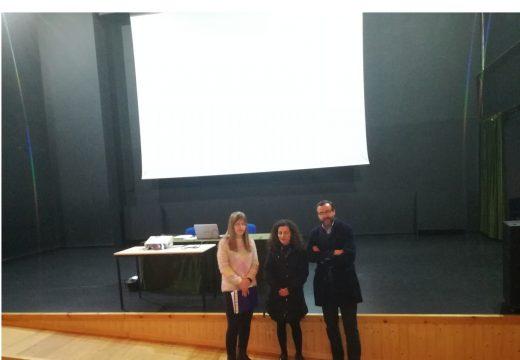 Charla sobre toponimia galega en Ordes