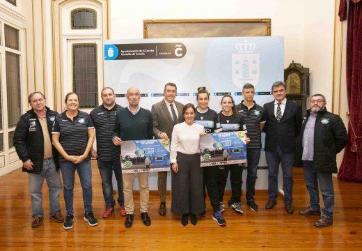 A III Copa Ibérica de Rugby Feminino disputarase entre o C.R.A.T. e o Sporting de Lisboa este domingo en Elviña