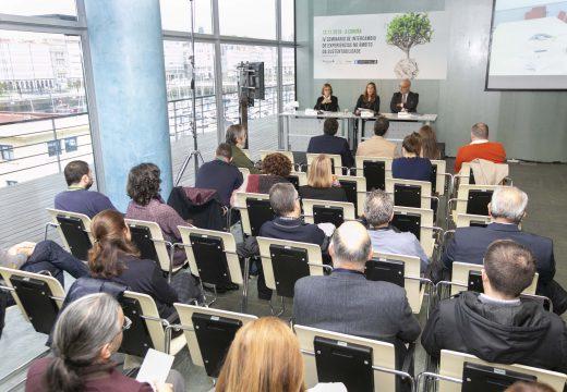 O Concello detalla no Eixo Atlántico medidas concretas para unha sustentabilidade real