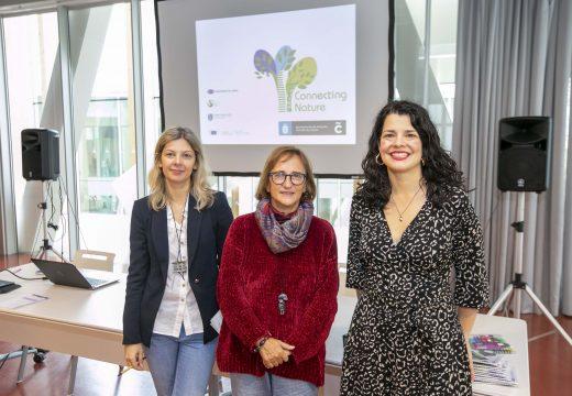 A Coruña participa co programa Hortos urbanos no proxecto Connecting Nature