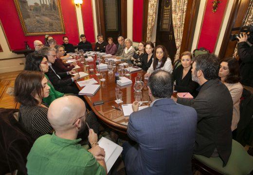 O Concello pon en marcha o plan director para a revitalización da Cidade Vella
