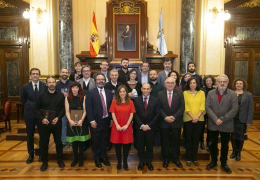 Rey destaca o esforzo dos Museos Científicos por diversificar os seus premios Prisma