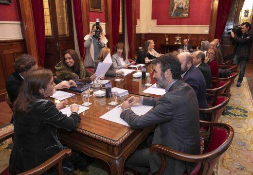 O Goberno local aproba dous modificativos de 6,7 millóns de euros para pagar as indemnizacións do Castro de Elviña
